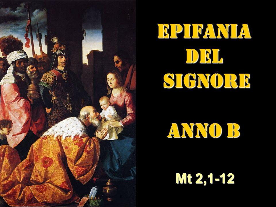 Se il Natale sottolinea maggiormente la manifestazione del Figlio di Dio nella sua nascita nella carne, l Epifania mette in risalto la dimensione universale di questo evento salvifico.