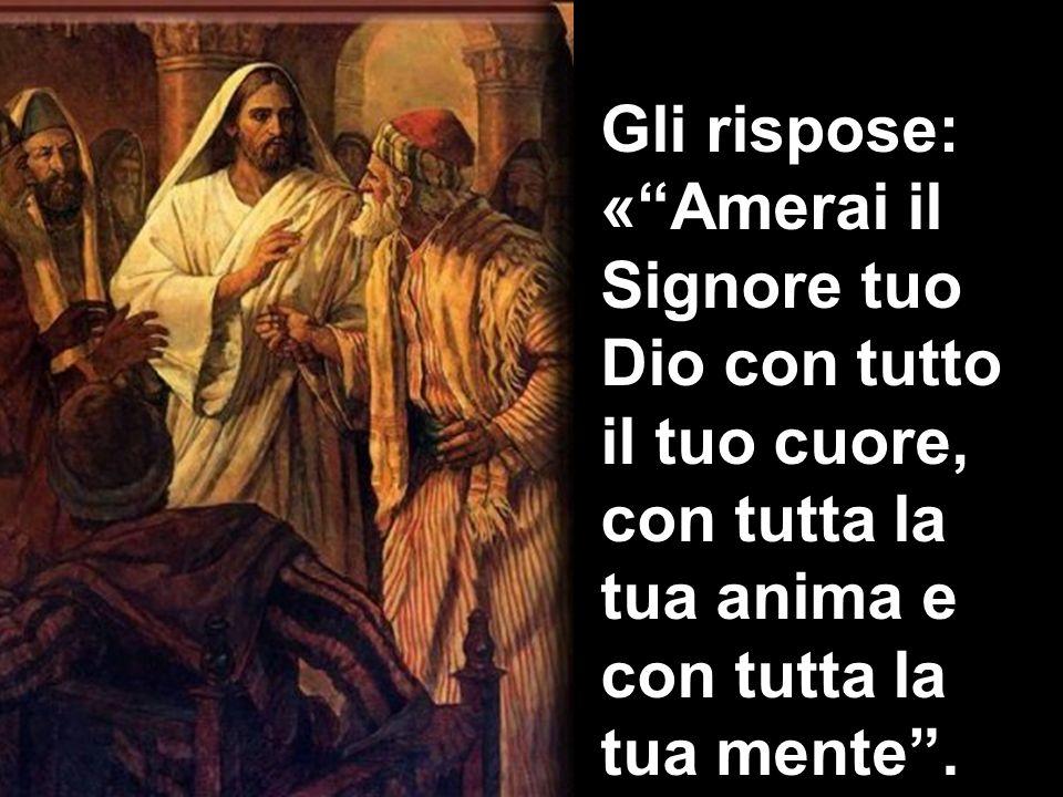 La somiglianza (Mt 22,39) dei comandi di amare Dio e di amare il prossimo è anche la somiglianza dell amore per Dio e per il prossimo.