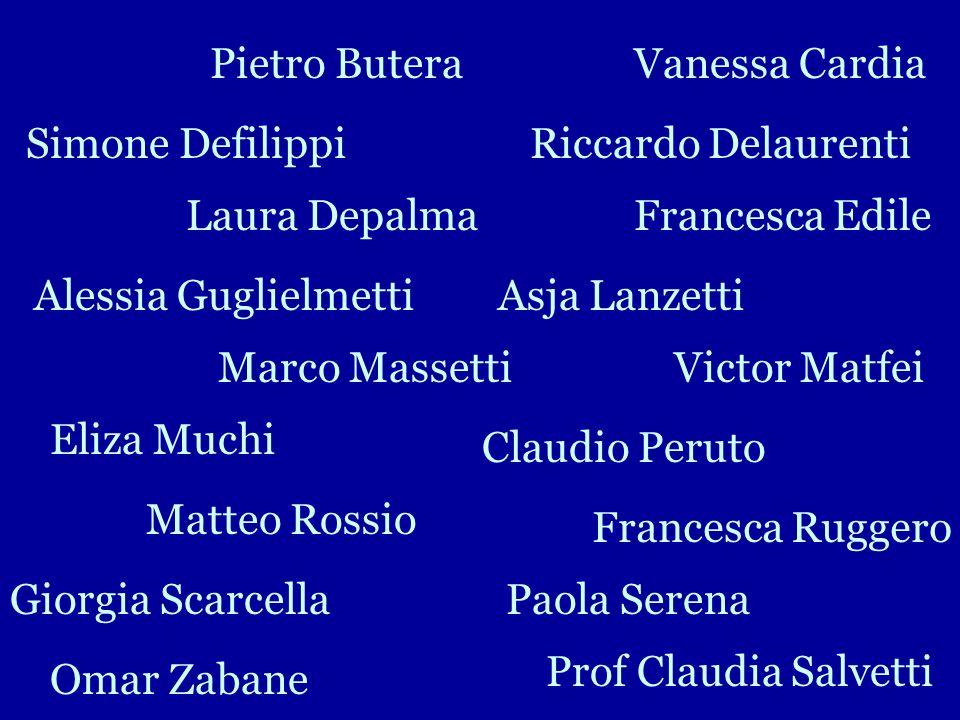 CLASSE III H Scuola Media Statale C. Botta di San Giorgio Canavese Anno scolastico 2011 - 2012