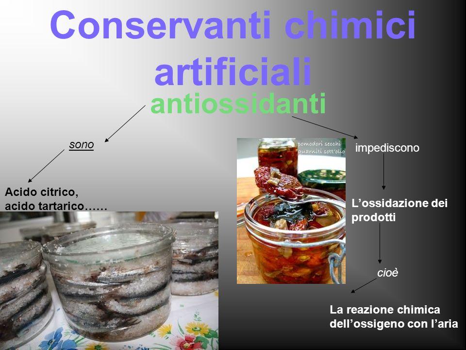 CONSERVAZIONE metodo usato per conservare i cibi inalterati a lungo Esistono 4 tipi di conservazione : 1TIPO - PER MEZZO DEL FREDDO : REFRIGERAZIONE,