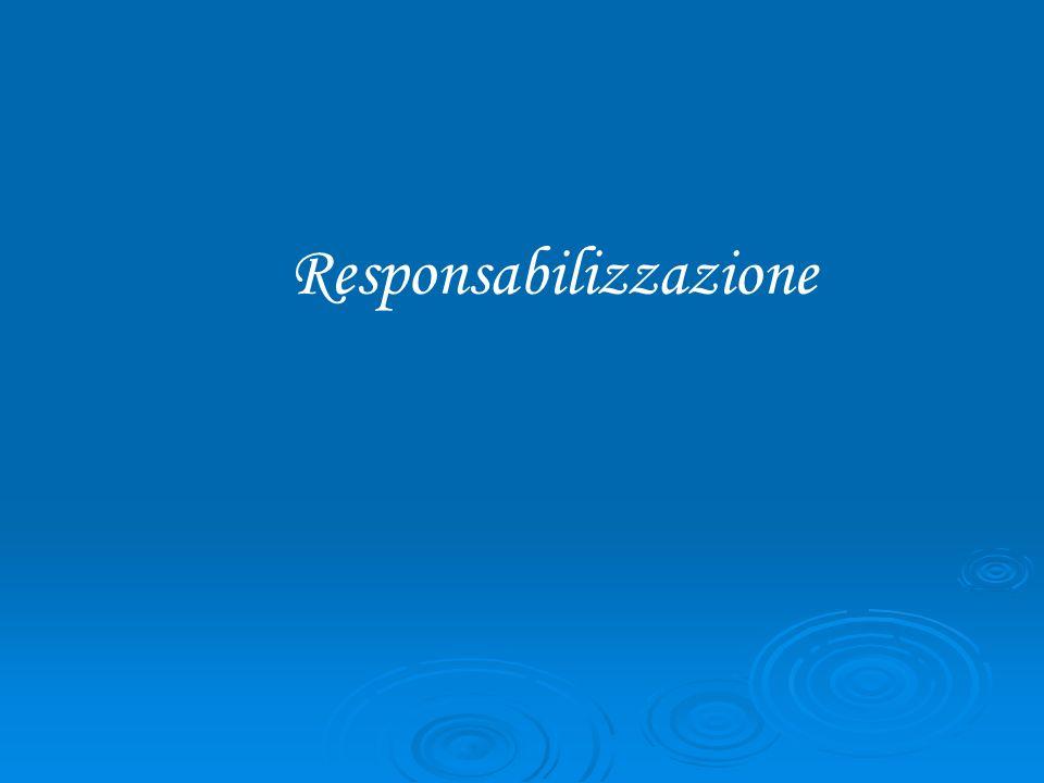 Responsabilizzazione