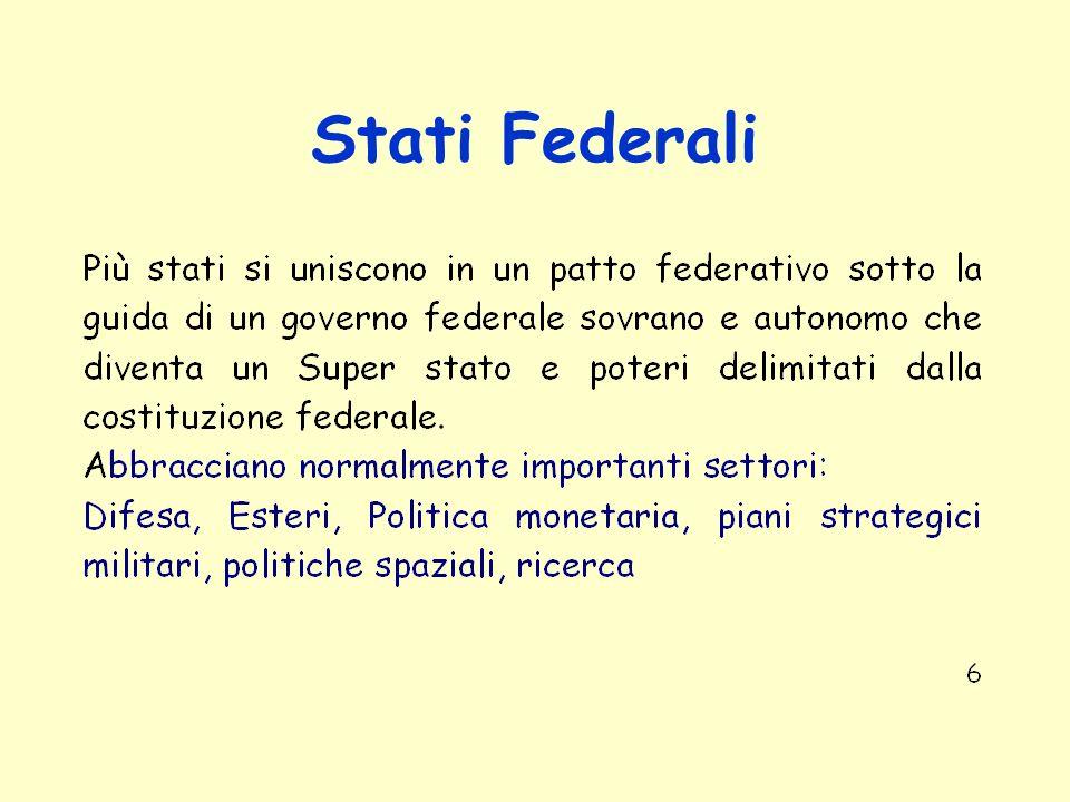 Stati Federali