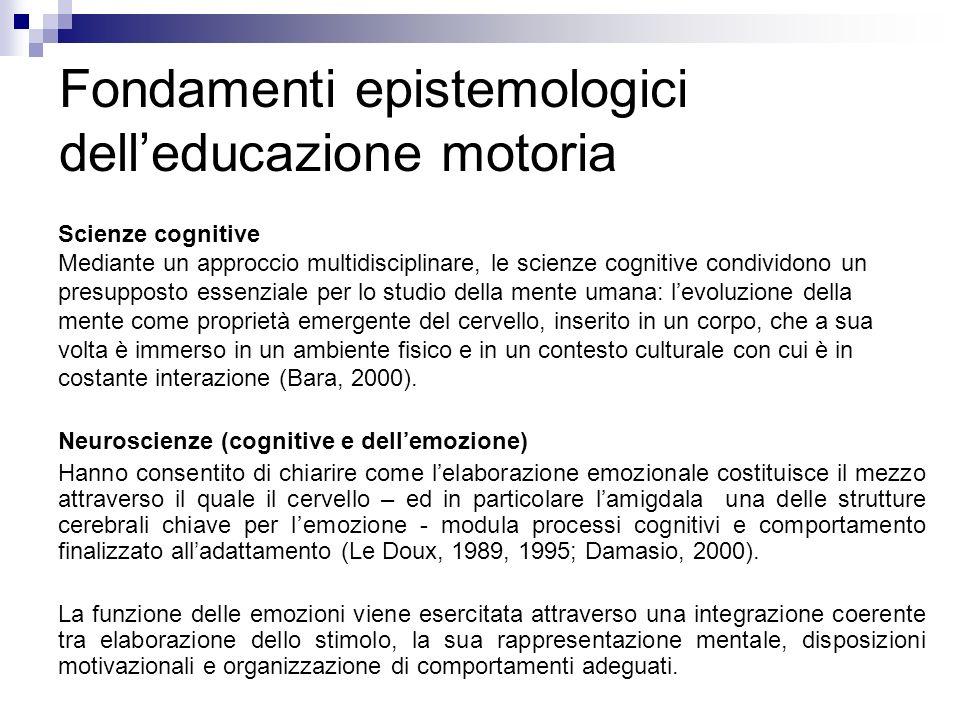 Scienze cognitive Mediante un approccio multidisciplinare, le scienze cognitive condividono un presupposto essenziale per lo studio della mente umana: