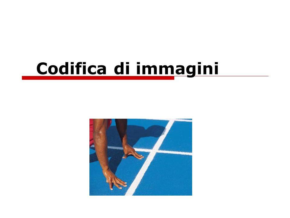 Codifica di immagini
