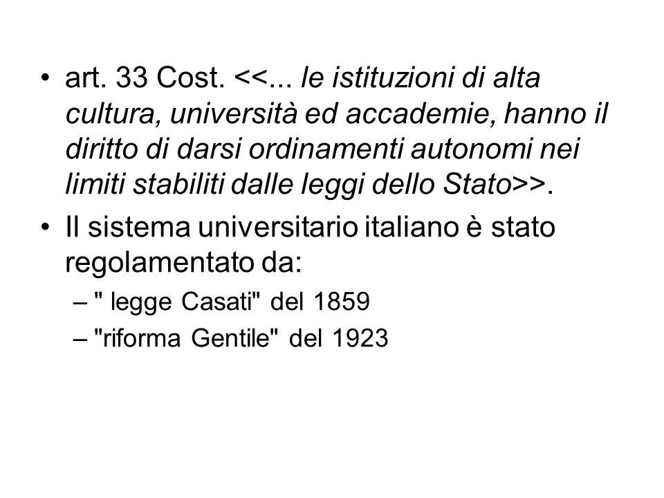 art. 33 Cost. >.