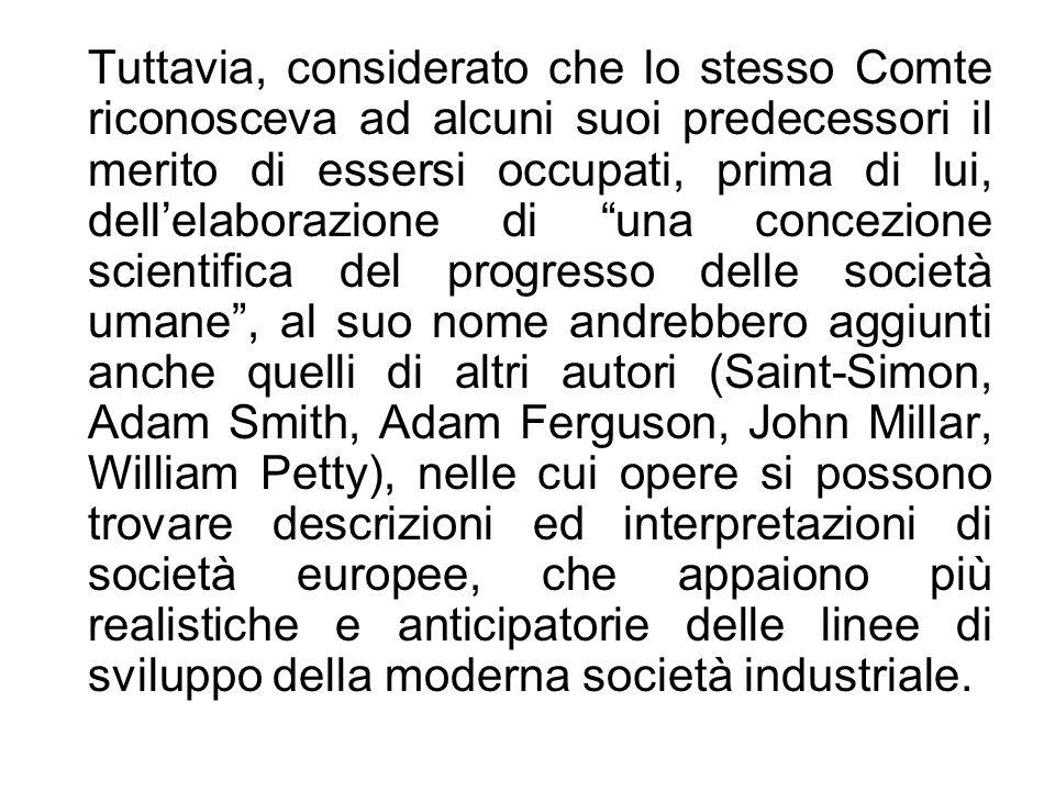 A tale proposito, è importante ricordare quanto osserva il sociologo americano Antony Giddens (1).
