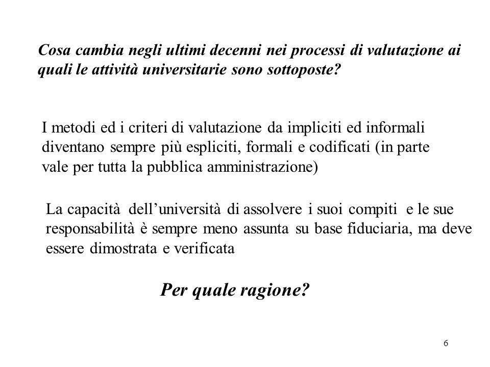57 Organizzazione, gestione, funzioni e processi nelle biblioteche universitarie (Santoro, 2004,2005; Solimine, 2004, 2005 e altri)