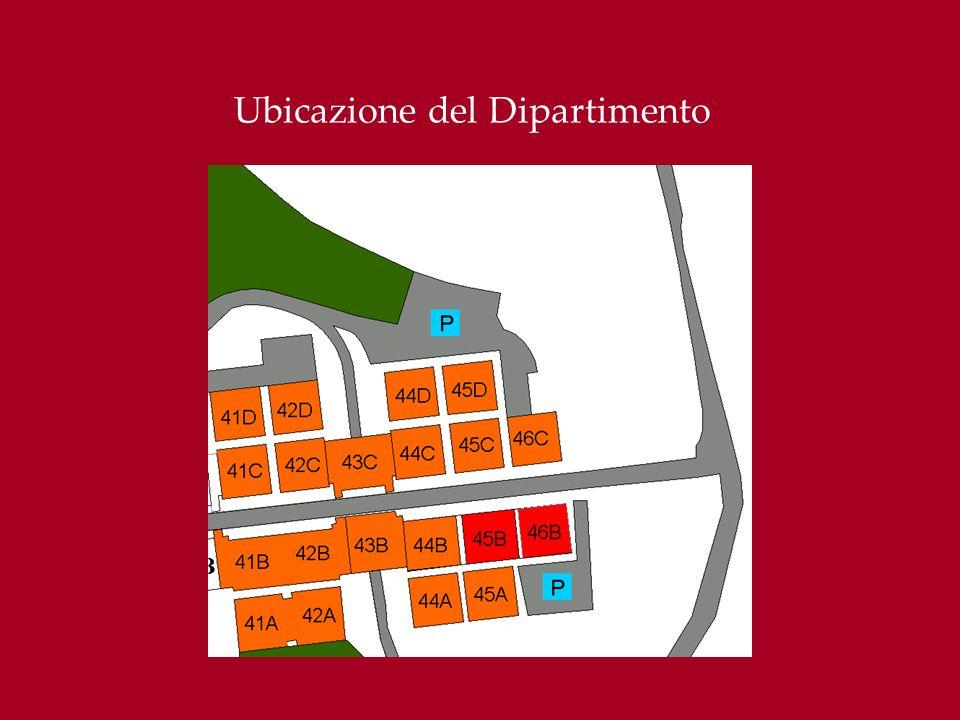 Laboratorio didattico di Ingegneria dei trasporti Responsabile: prof.