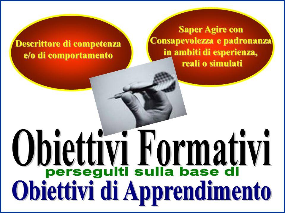 Università della Calabria Facoltà di Scienze della Formazione Primaria Area Metodologico-Didattica La formulazione di un obiettivo - Esercitazioni Fas
