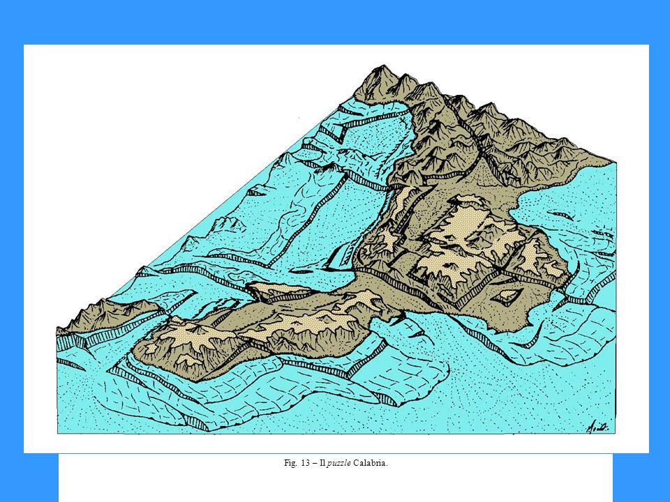 Fig. 13 – Il puzzle Calabria.