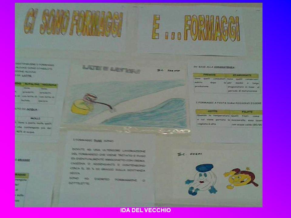 CLASSE 3° C - 2006-07 IDA DEL VECCHIO