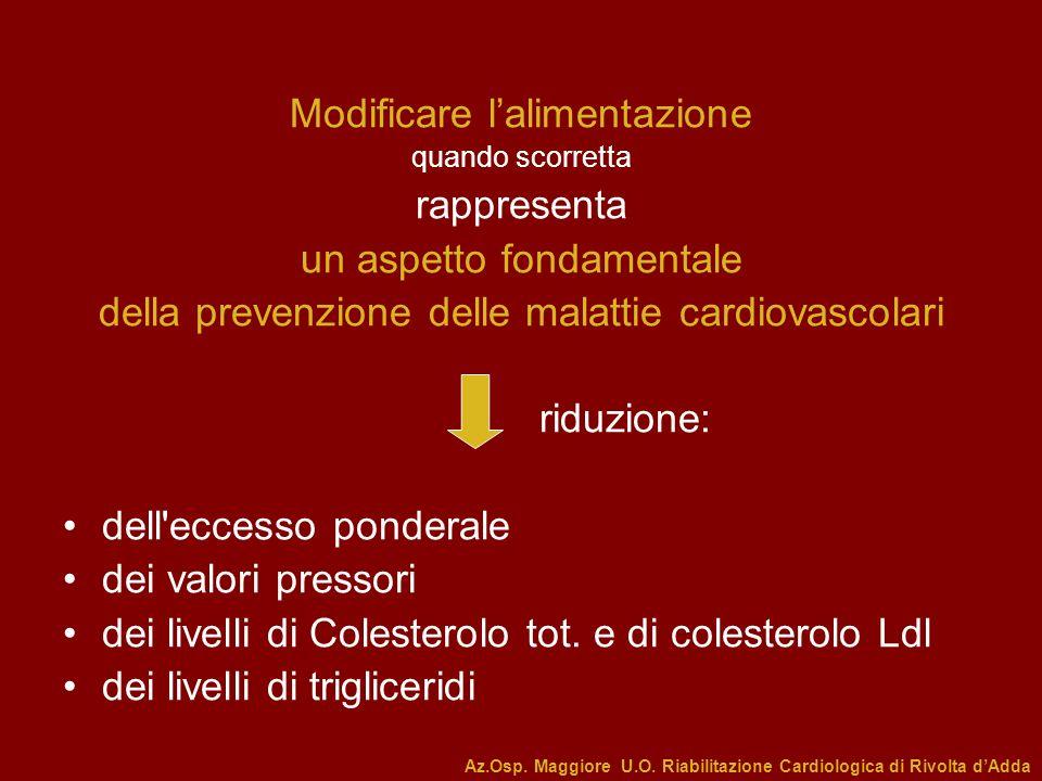 Modificare lalimentazione quando scorretta rappresenta un aspetto fondamentale della prevenzione delle malattie cardiovascolari riduzione: dell'eccess