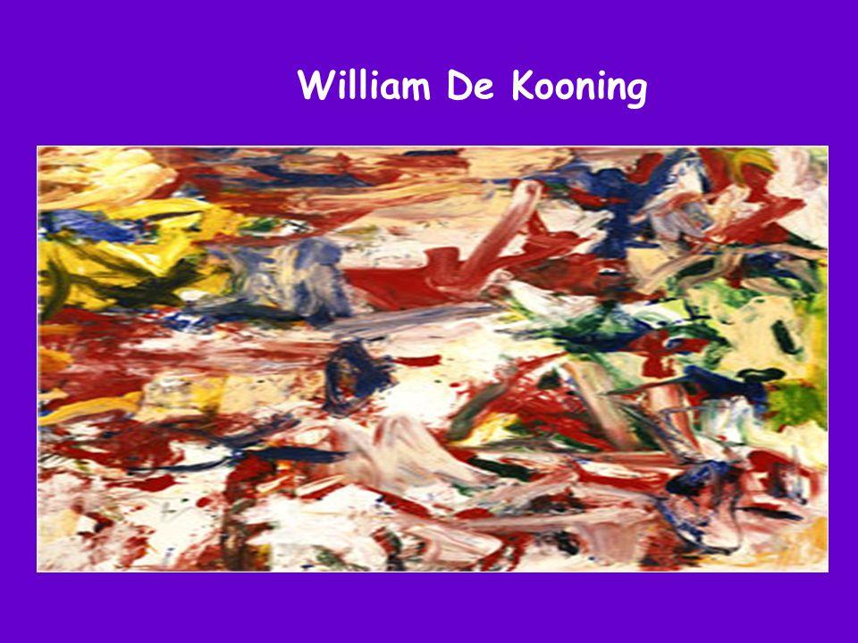 William De Kooning