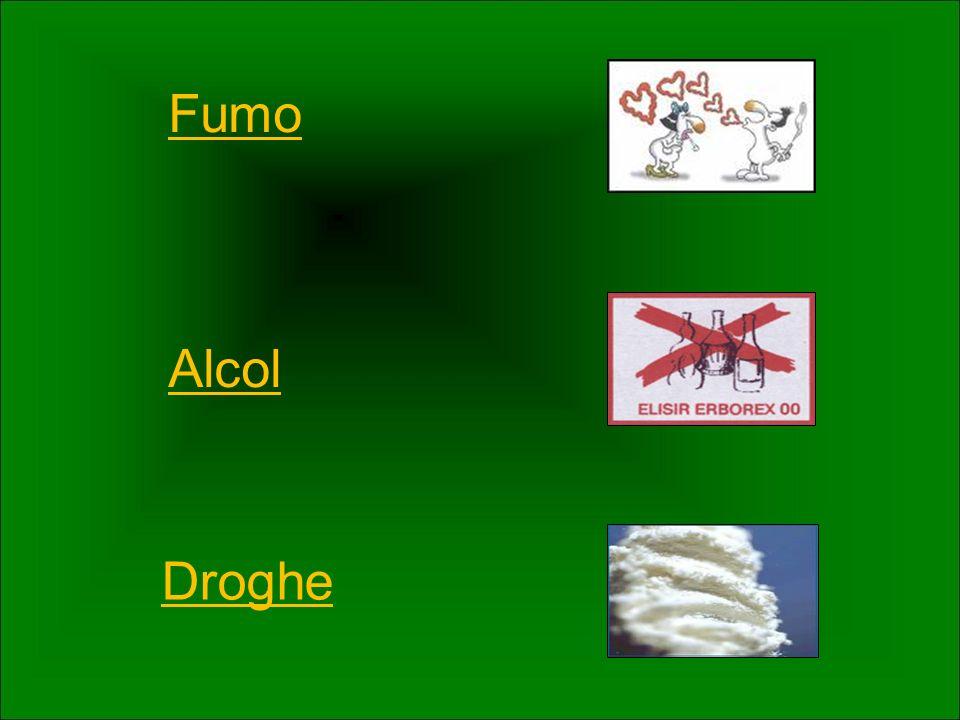 Fumo Alcol Droghe