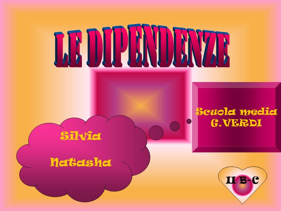 Silvia Natasha II B-C Scuola media G.VERDI