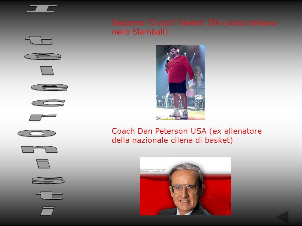 Hockey+Football+Ginnastica artistica +Basket= Slamball