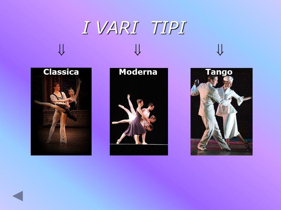 CLASSICA La danza classica è una delle forme di danza teatrale più conosciute e sicuramente la più antica.