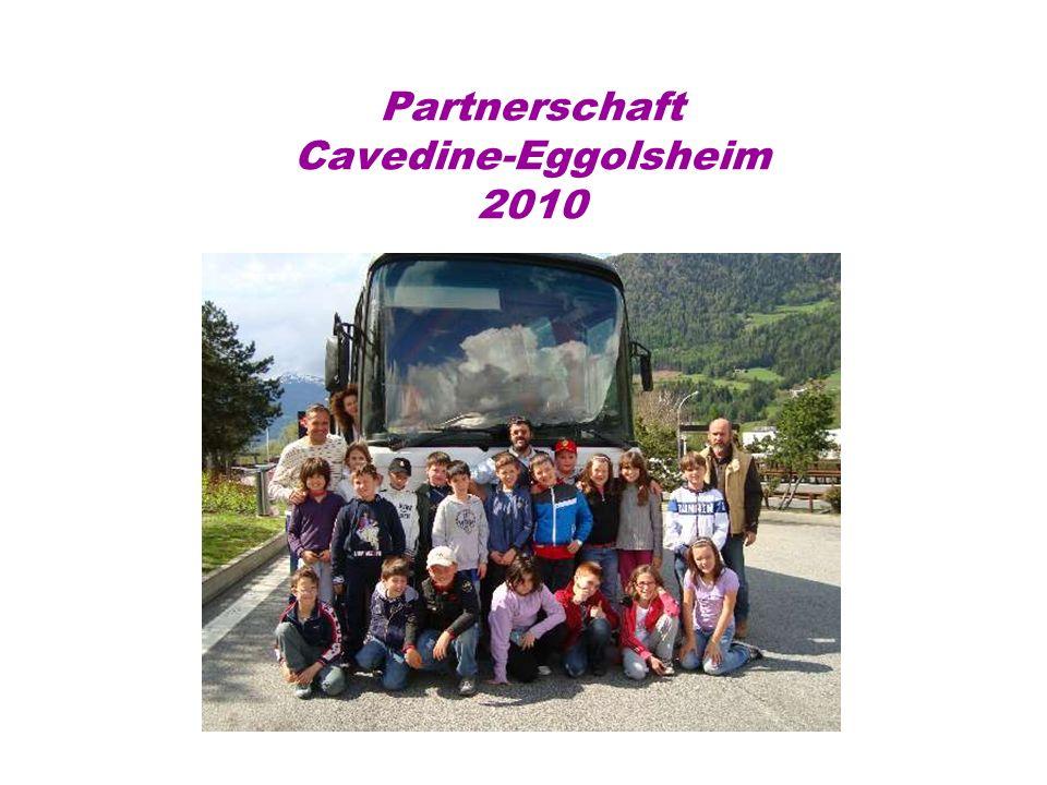 Partnerschaft Cavedine-Eggolsheim 2010