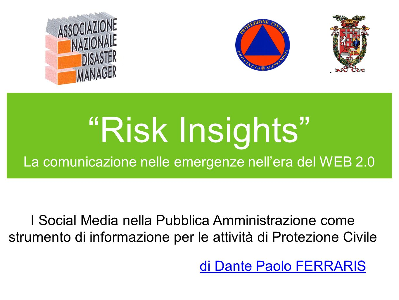 Risk Insights PROVINCE SU TWITTER