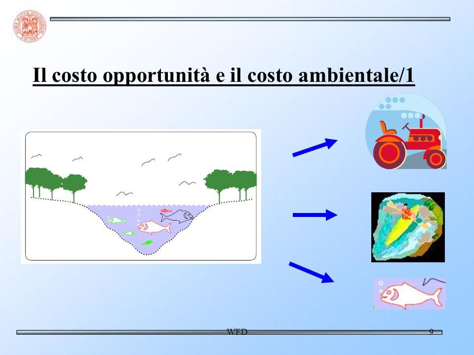 WFD9 Il costo opportunità e il costo ambientale/1