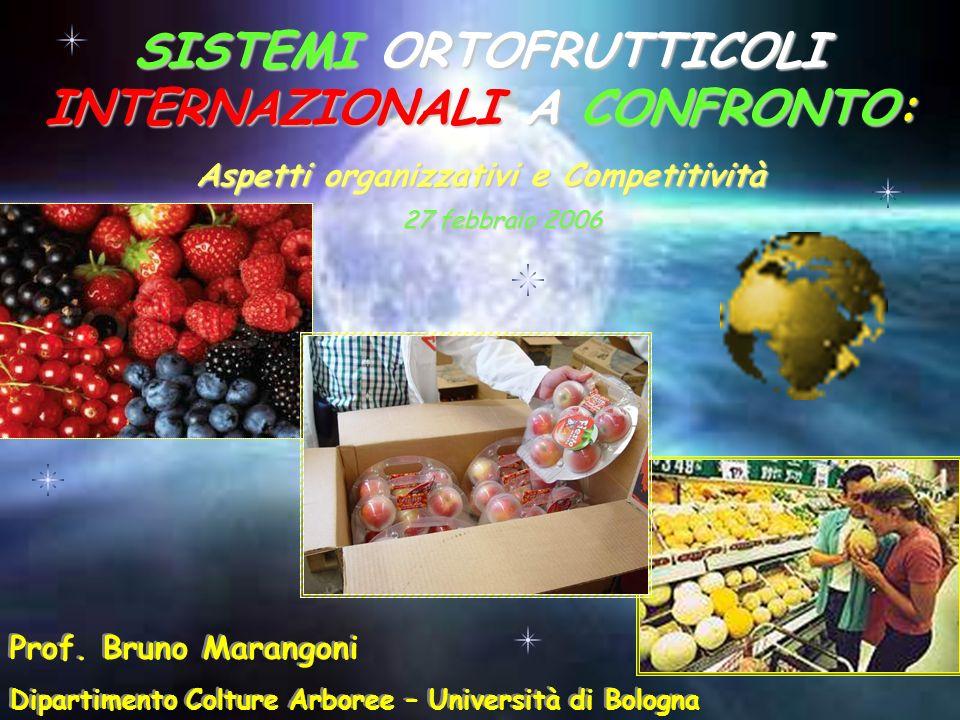 Prof. Bruno Marangoni Dipartimento Colture Arboree – Università di Bologna Prof. Bruno Marangoni Dipartimento Colture Arboree – Università di Bologna
