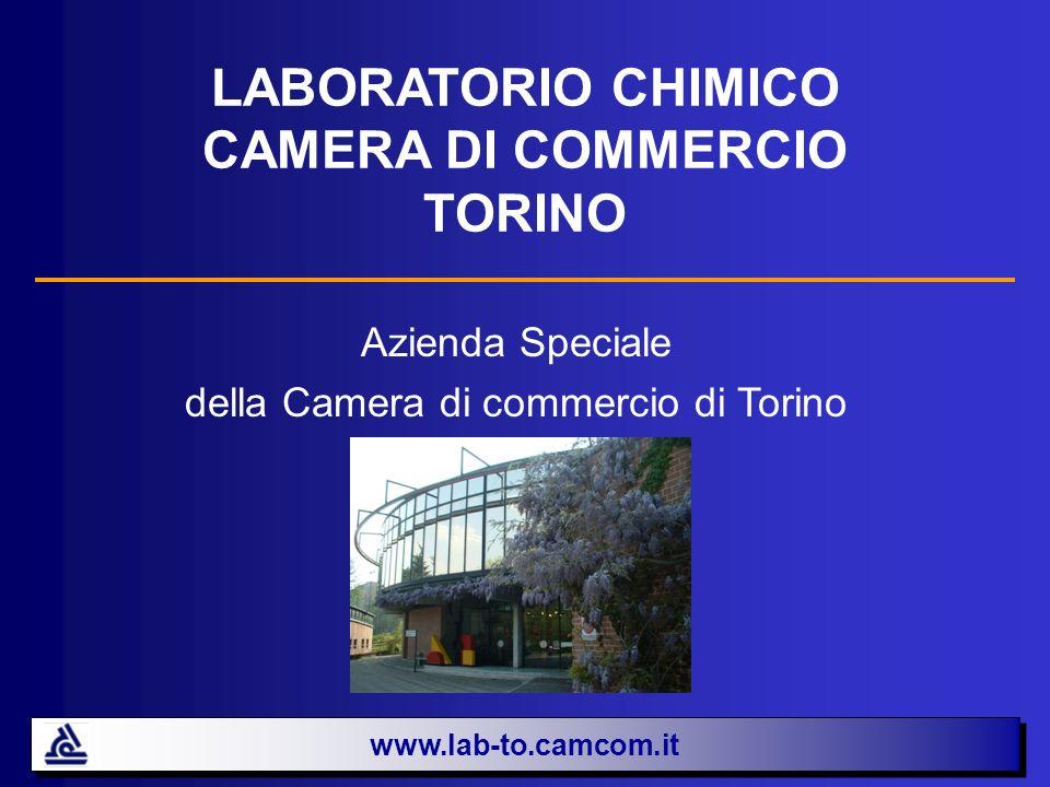 www.lab-to.camcom.it LA DICHIARAZIONE AMBIENTALE FASE 1.