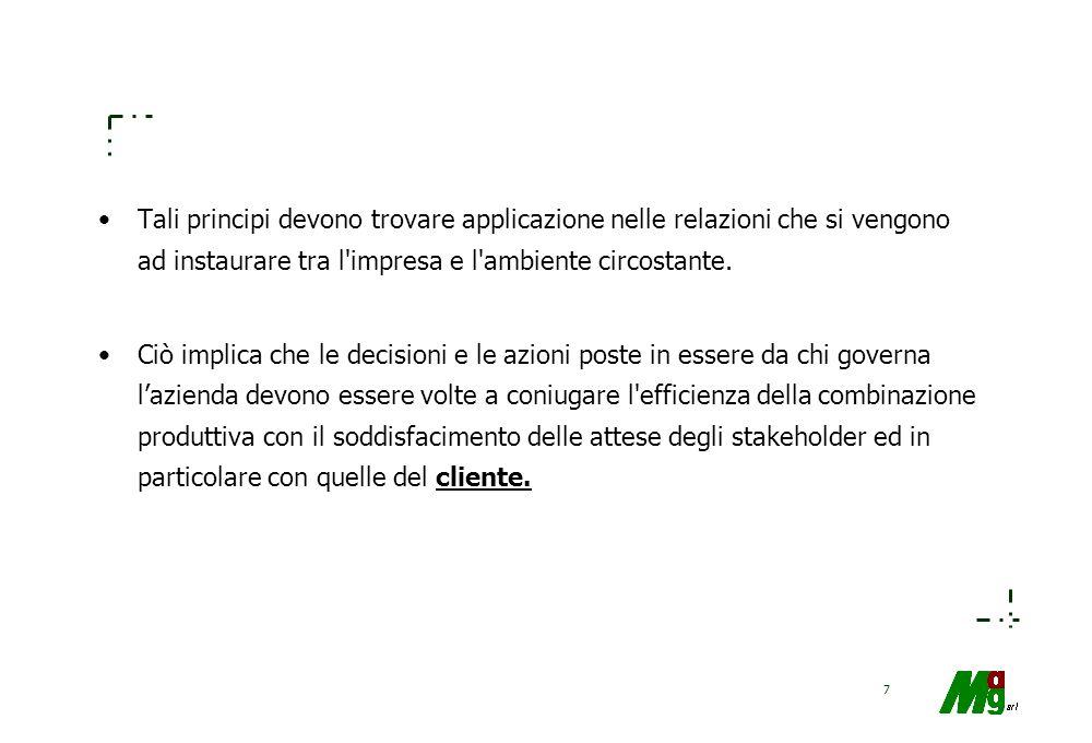 77 Stima del costo del capitale COSTO DEL CAPITALE Tasso minimo di remunerazione ritenuto soddisfacente dai finanziatori dellazienda.