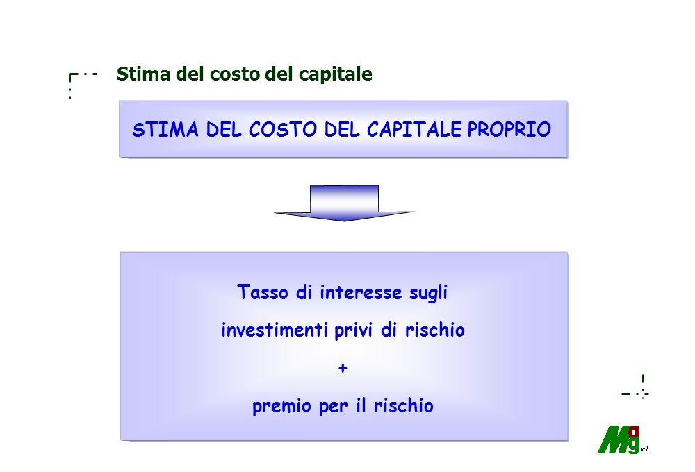 75 Esempio Calcolare il costo medio del capitale in base ai seguenti dati: –N = 2.000; (P + ) = 2.000; K = 4.000 –Ro = 200; Of = 50; Rn = 150 –ic = 0,