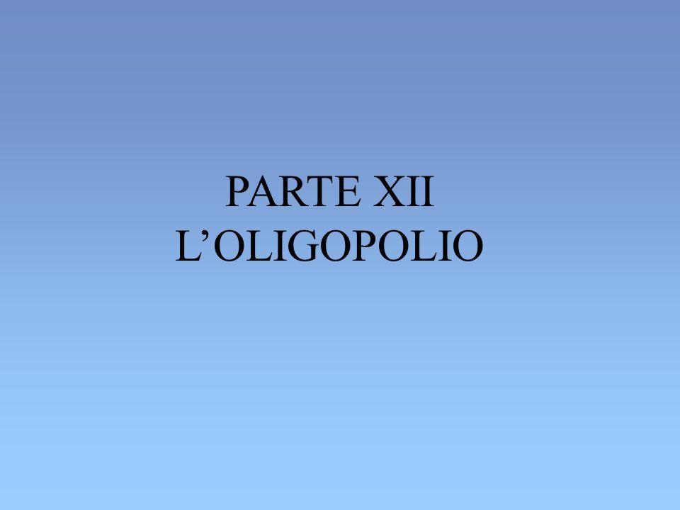 PARTE XII LOLIGOPOLIO