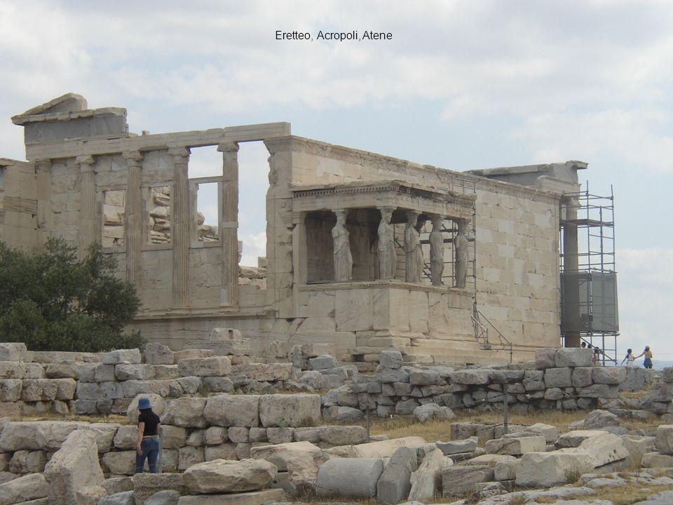 Eretteo, Acropoli, Atene
