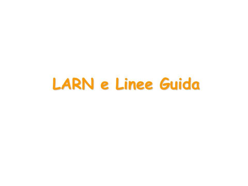 LARN e Linee Guida