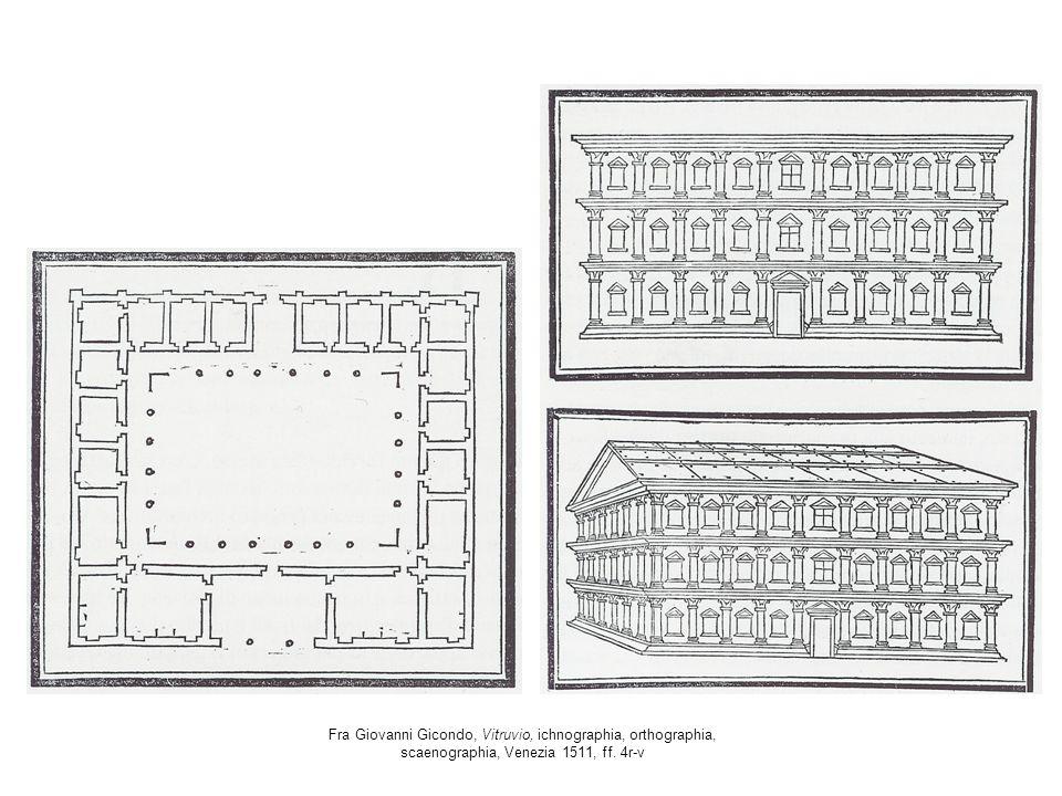 Pisanello, Costruzione di interni.Parigi, Louvre, Departement des Arts Graphiques B.
