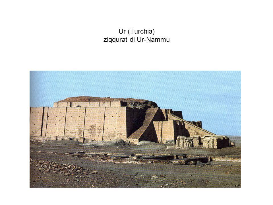 Ur (Turchia) ziqqurat di Ur-Nammu