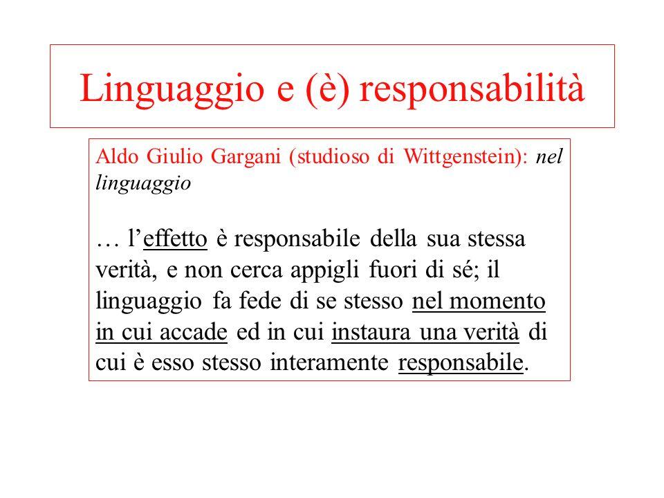 Giochi linguistici : Ludwig Wittgenstein