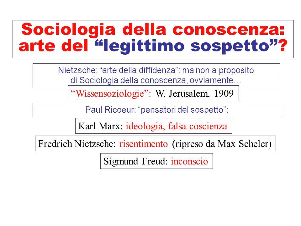 3. La realtà è socialmente costruita: la teoria di Berger e Luckmann