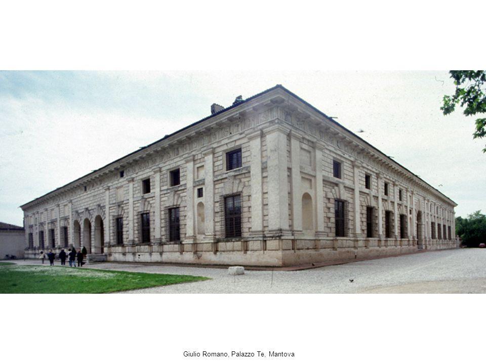 Giulio Romano, Palazzo Te, Mantova