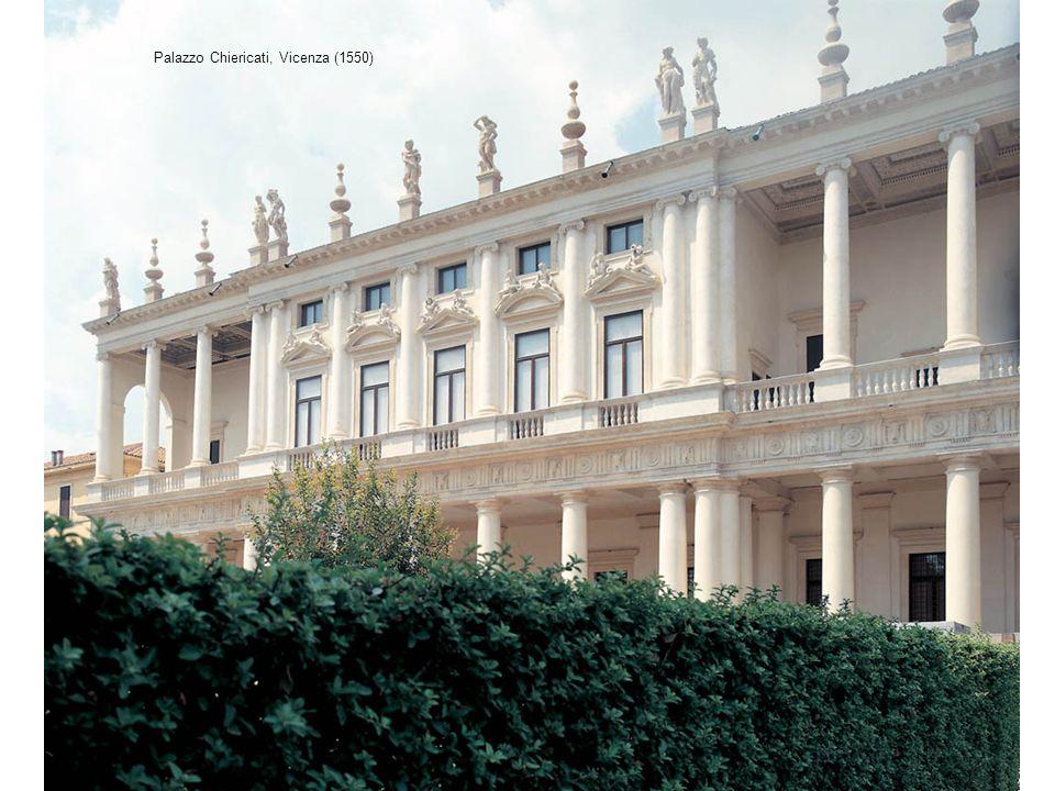 Palazzo Chiericati, Vicenza (1550)