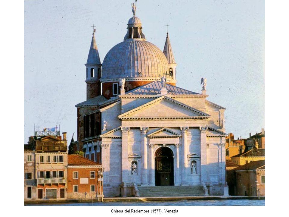 Chiesa del Redentore (1577), Venezia