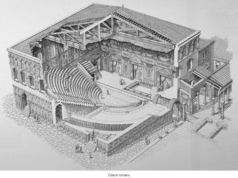 Odeon romano