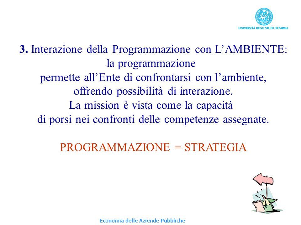 Economia delle Aziende Pubbliche 3.