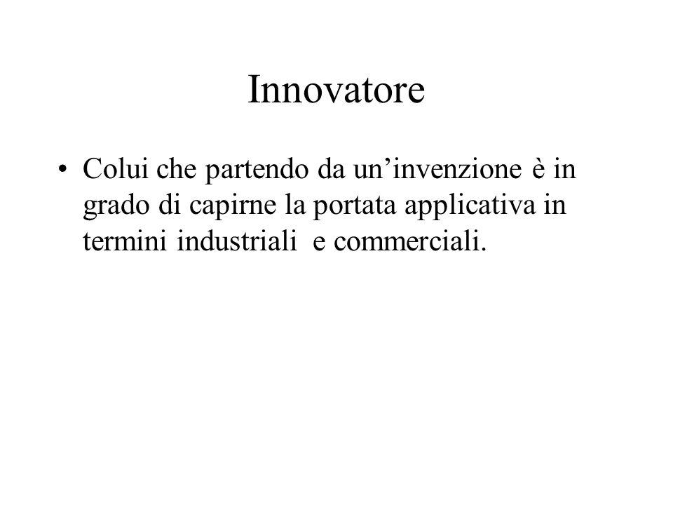 Imitatori Imprese concorrenti che perseguono una logica di imitazione.