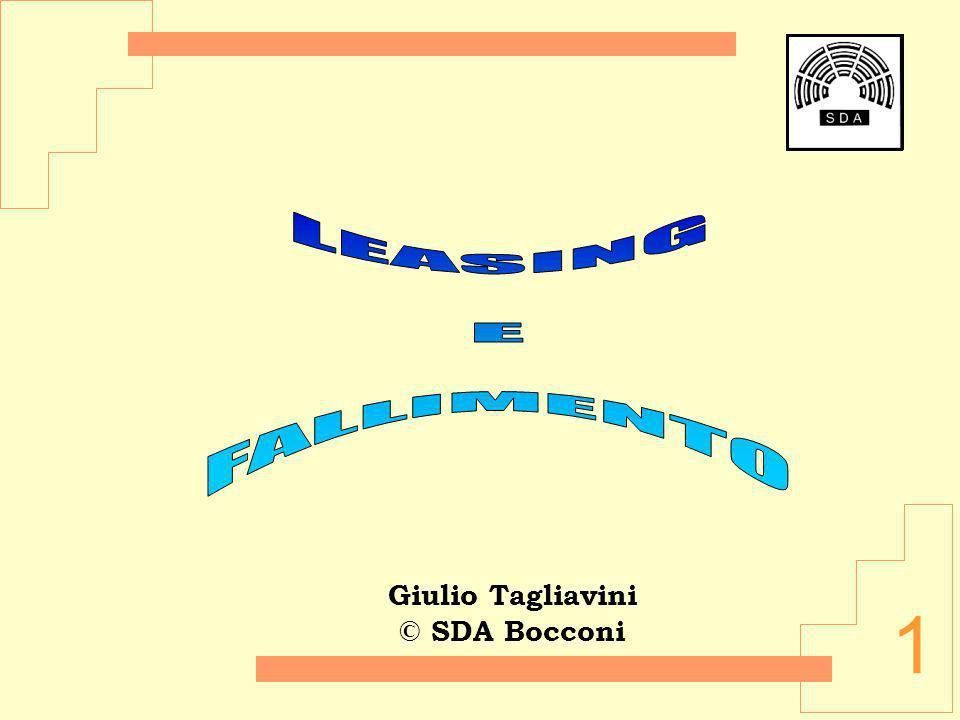 1 Giulio Tagliavini © SDA Bocconi