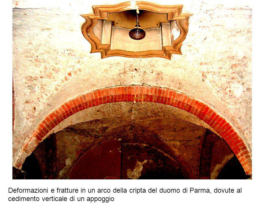 Contrafforti nel duomo di Parma (Di Pasquale)