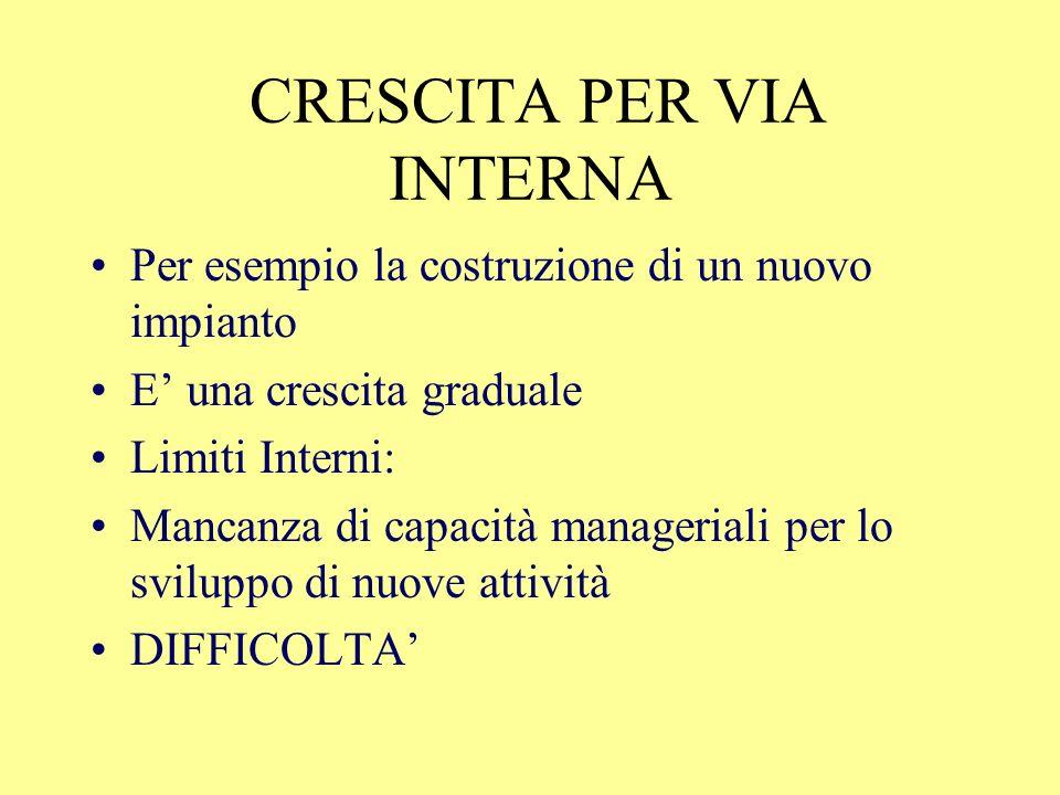 OUTSOURCING Esternalizzazione collaborativa di attività Stadio evolutivo dellesternalizzazione