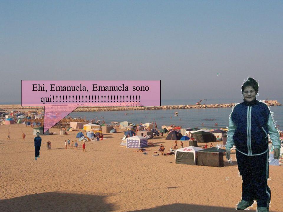 Ehi, Emanuela, Emanuela sono qui!!!!!!!!!!!!!!!!!!!!!!!!!!!!