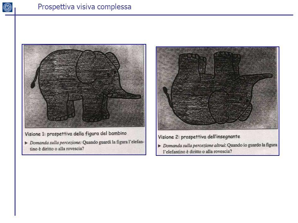 Prospettiva visiva complessa