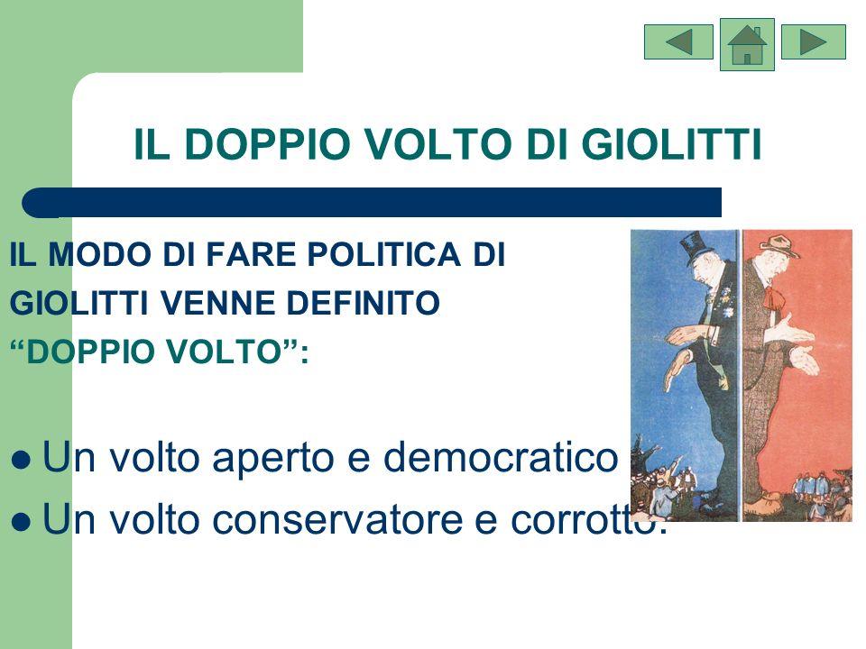 Storia: Età Giolittiana 1901-1914 Lo sviluppo industriale portò notevoli miglioramenti nel livello medio di vita Italiano. Si formano due correnti:I R
