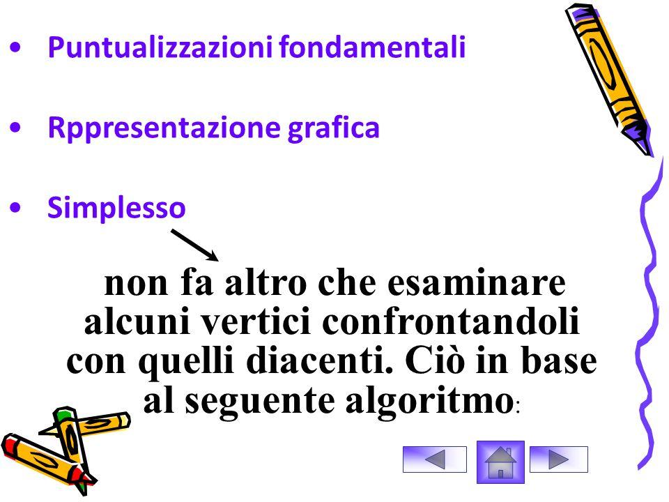 I vincoli limitano la ricerca dei valori di x e y che rendono massima(minima) la funzione in una determinata regione del piano; I vincoli tecnici defi
