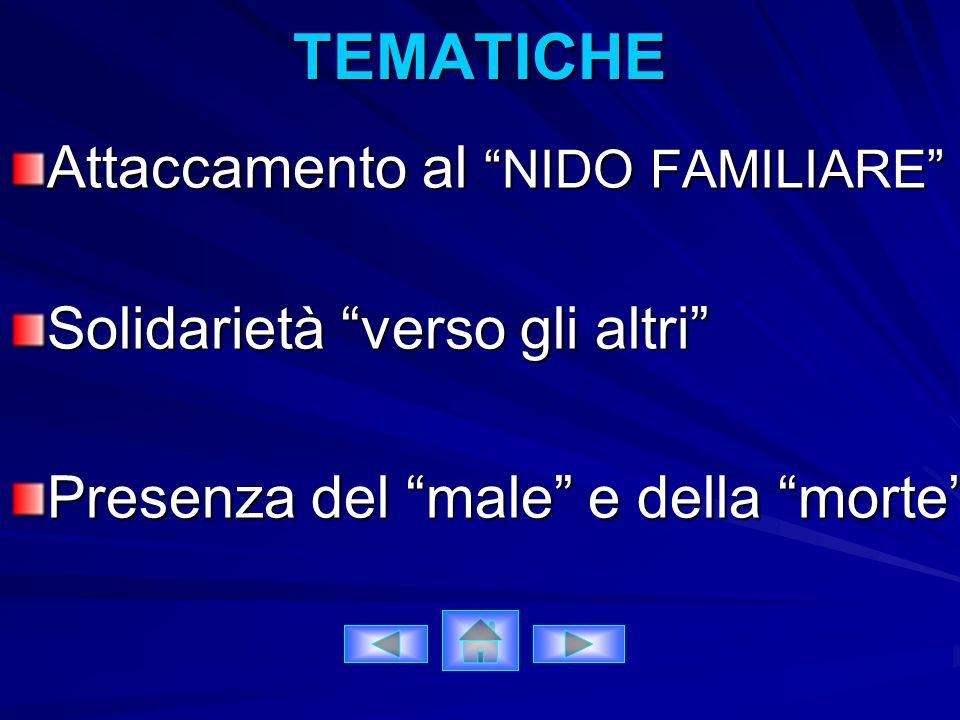 ITALIANO: GIOVANNI PASCOLI NATO a san Mauro di Romagna nel dicembre del 1855 E un uomo fanciullo perché tutto è chiuso ai suoi ambienti familiari. MUO