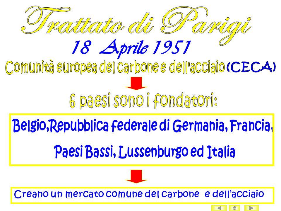 La Costituzione è stata adottata dai capi di Stato e di governo al Consiglio europeo di Bruxelles del 17 e 18 giugno 2004 e firmata a Roma il 29 ottobre 2004.